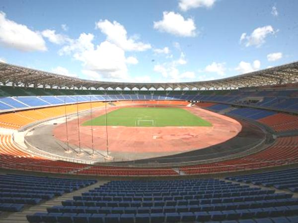Benjamin Mkapa National Stadium, Dar-es-Salaam