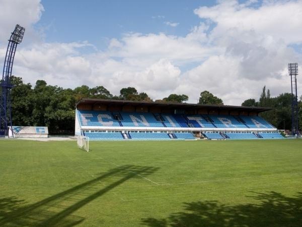 futbalovy stadion Nitra