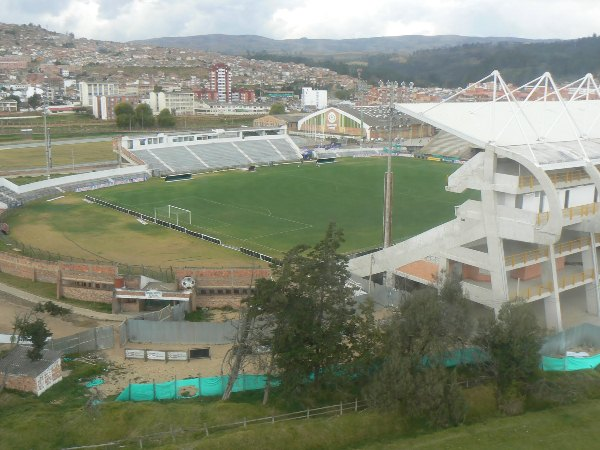 Estadio de La Independencia, Tunja