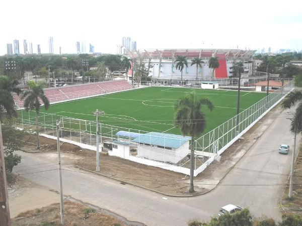 Estadio Luis Ernesto Cascarita Tapia, Ciudad de Panam