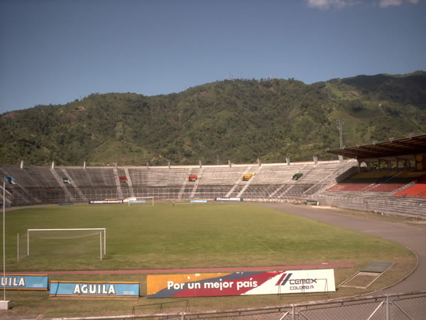 Estadio Manuel Murillo Toro, Ibagu