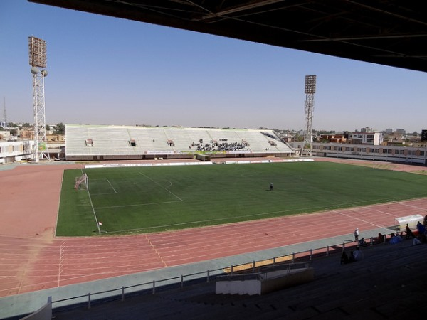 Stade Olympique de Nouakchott, Nouakchott