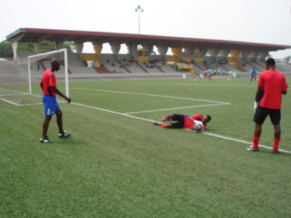 Parc des Sports de Treichville, Abidjan