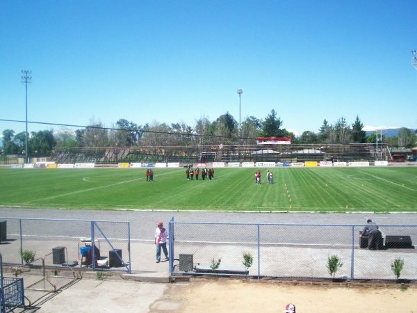Estadio Bicentenario La Granja, Curic