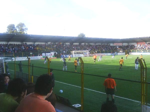 Estadio Municipal Rubn Marcos Peralta, Osorno