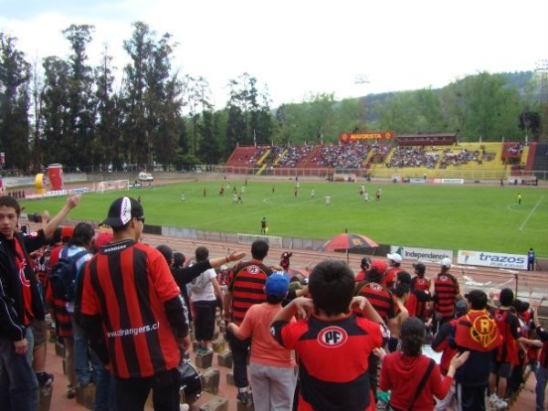 Estadio Fiscal de Talca, Talca