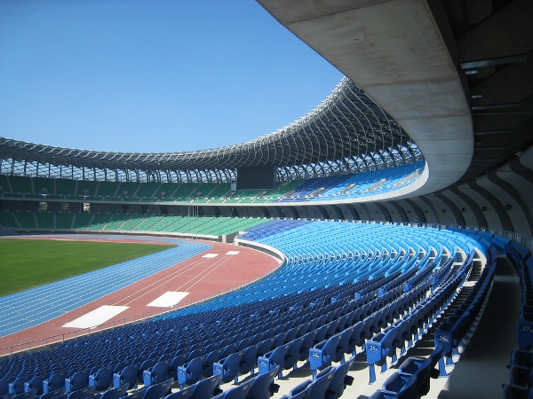 Kaohsiung World Games Main Stadium, Kaohsiung (Gaoxiong)