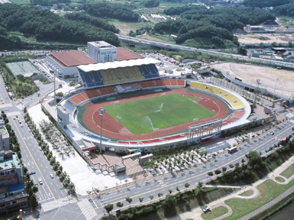 Seongnam Tancheon Sports Complex, Seongnam