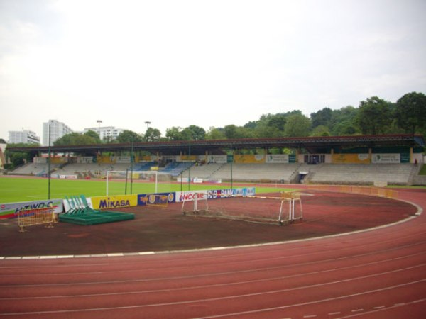 Woodlands Stadium, Singapore