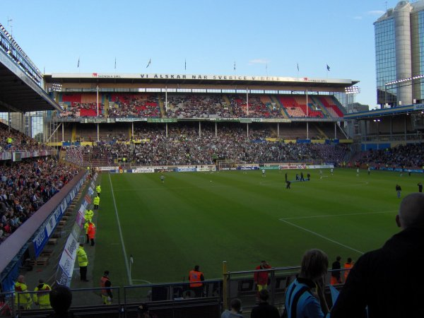 Rsundastadion, Solna