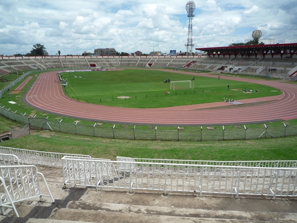Nyayo National Stadium, Nairobi