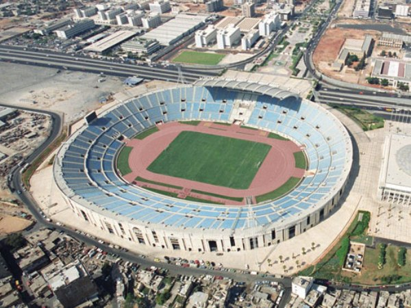 Camille Chamoun Sports City Stadium, Bayrt (Beirut)
