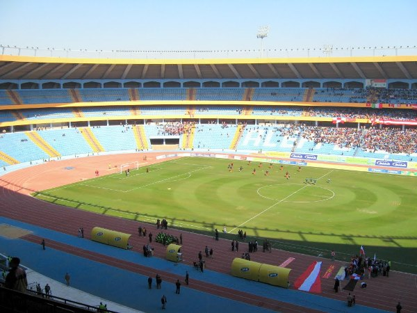 Aleppo International Stadium, Ḥalab (Aleppo)