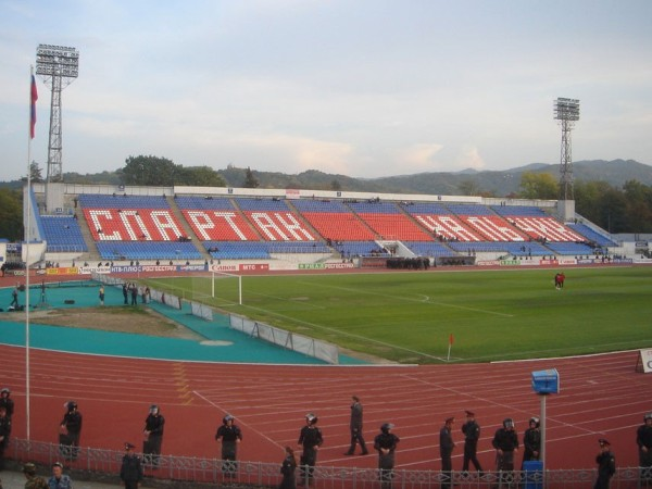 Stadion Spartak, Nal'chik