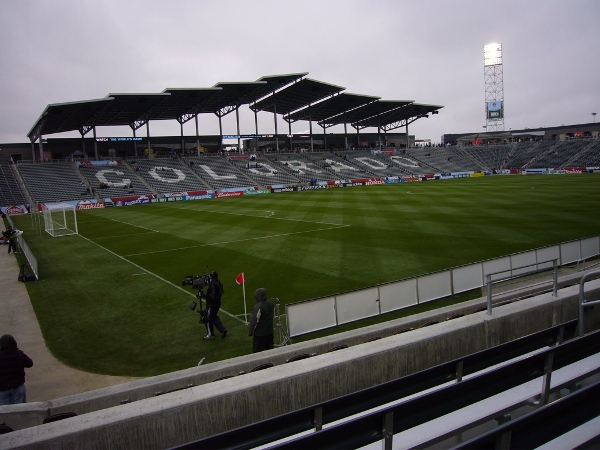 Dick's Sporting Goods Park, Denver, Colorado