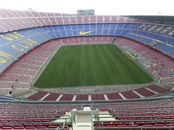 Camp Nou, Barcelona