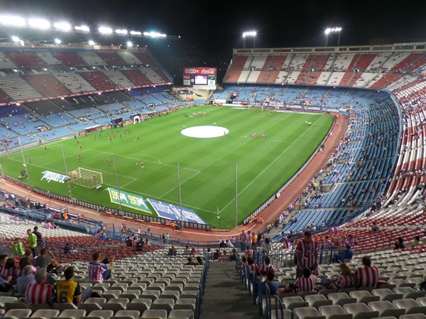 Estadio Vicente Caldern, Madrid