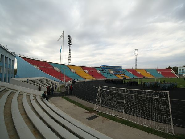 Stadion Qajimuqan Muaytpasov, mkent (Shymkent)