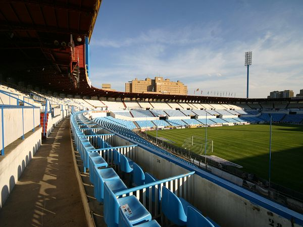 Estadio de la Romareda, Zaragoza