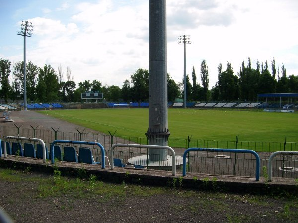 Stadion Suche Stawy, Krakw