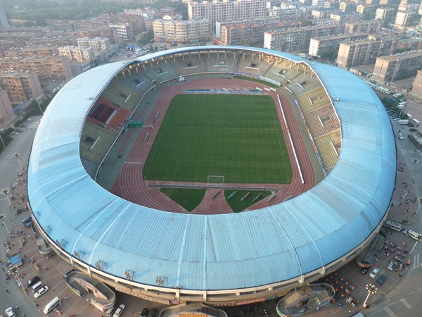Jinzhou Stadium, Dalian