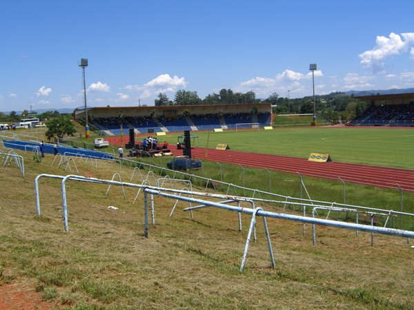 Somhlolo National Stadium, Lobamba