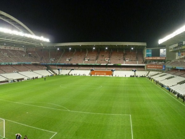 Estadio San Mams, Bilbao