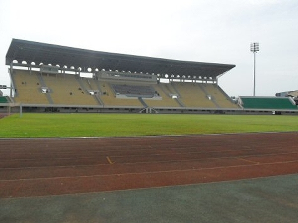 Complexe Sportif Barthlemy Boganda, Bangui