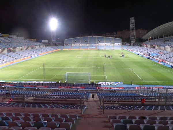 Coliseum Alfonso Prez, Getafe (Madrid)