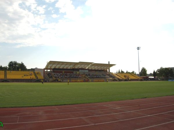 iauli m. savivaldybes stadionas, iauliai