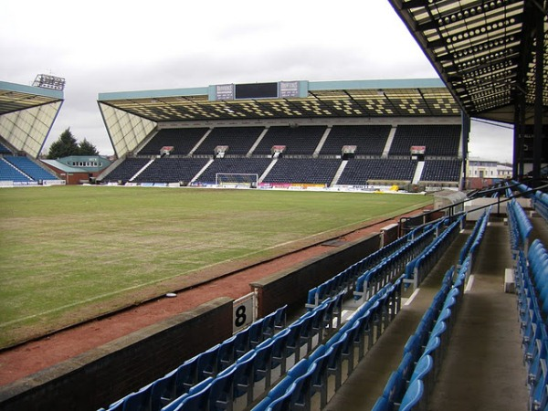 Rugby Park, Kilmarnock