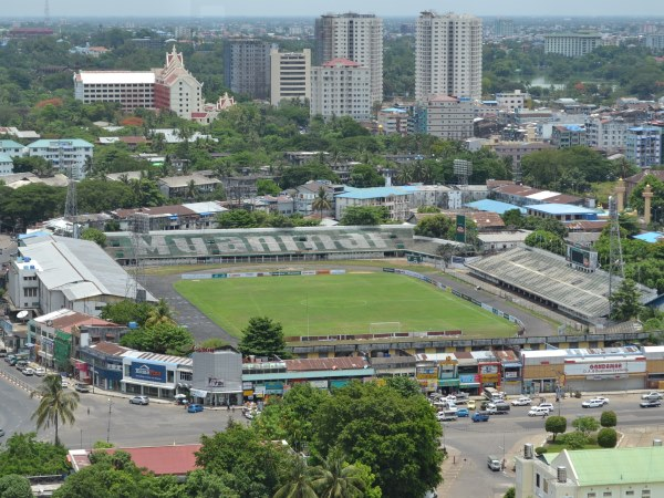 Bogyoke Aung San Stadium, Yangon