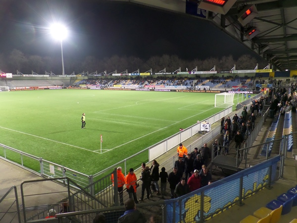 Mandemakers Stadion, Waalwijk