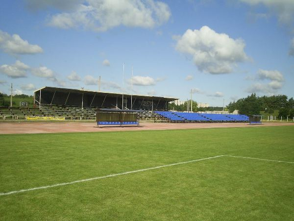 Jonavos centrinis stadionas, Jonava