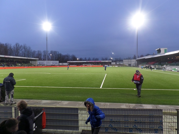 GN Bouw Stadion, Dordrecht