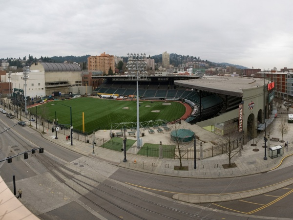 JELD-WEN Field, Portland, Oregon