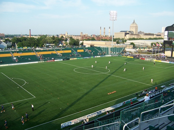 Sahlen's Stadium, Rochester, New York