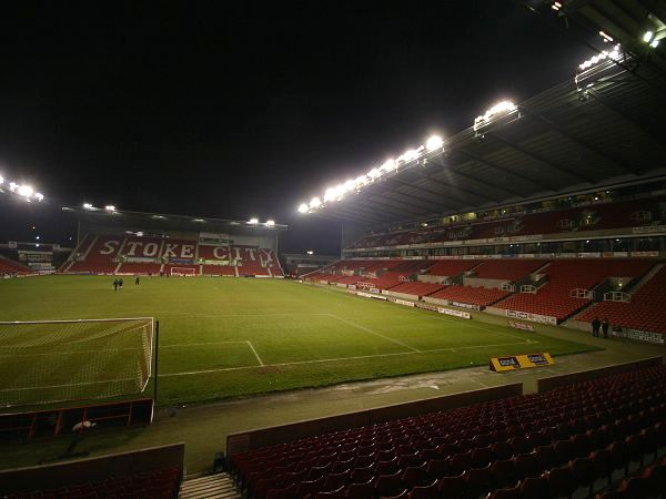 Britannia Stadium, Stoke-on-Trent, Staffordshire