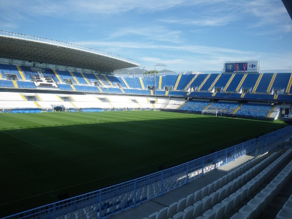 Estadio La Rosaleda, Mlaga