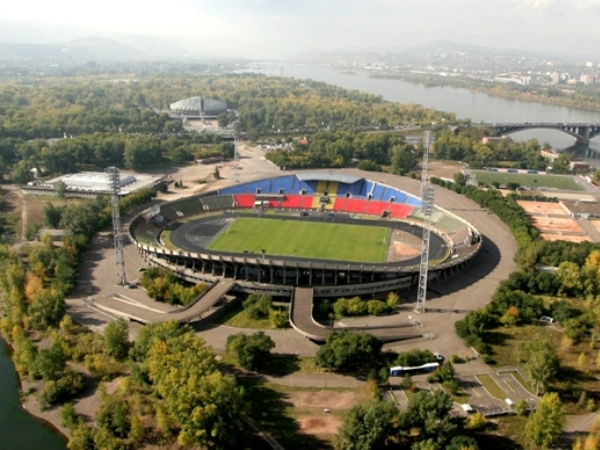 Central'nyj Stadion, Krasnoyarsk