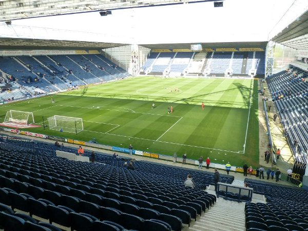 Deepdale Stadium, Preston