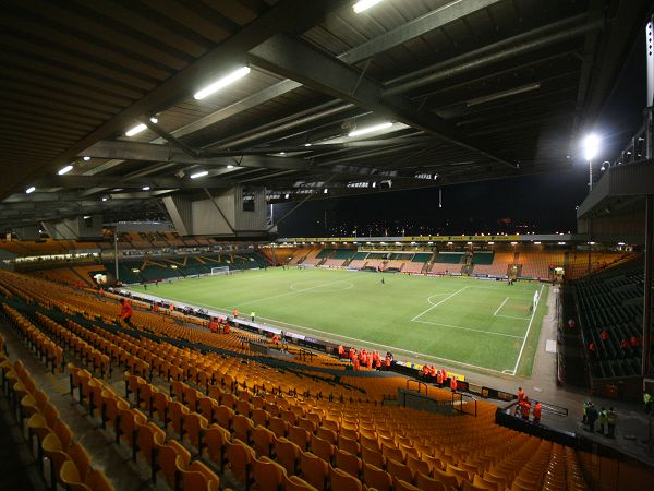 Carrow Road, Norwich, Norfolk