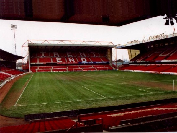 The City Ground, Nottingham