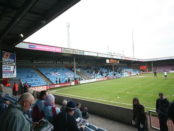Glanford Park, Scunthorpe