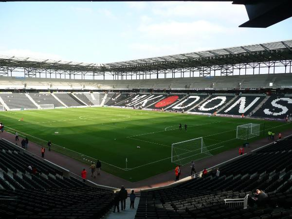 Stadium mk, Milton Keynes, Buckinghamshire