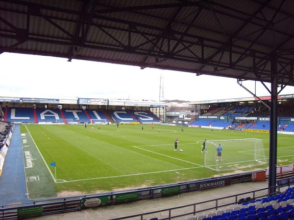 Boundary Park, Oldham, Greater Manchester