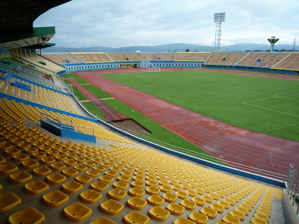 Stade Amahoro, Kigali