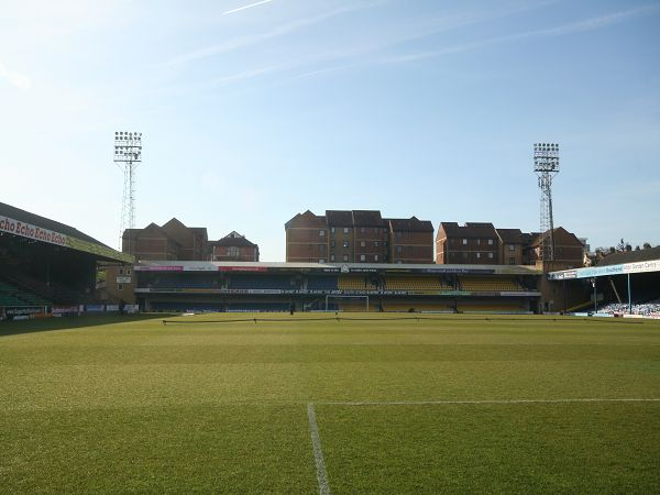 Roots Hall Stadium, Southend-on-Sea, Essex