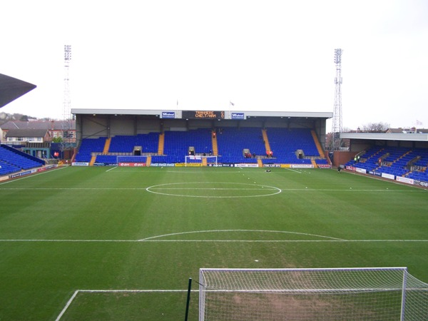 Prenton Park, Birkenhead, Merseyside