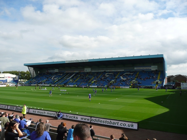 Brunton Park, Carlisle, Cumbria